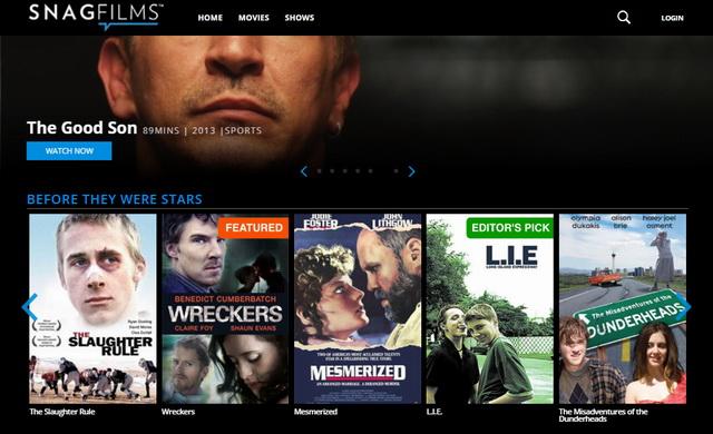 Nouveaux films en ligne