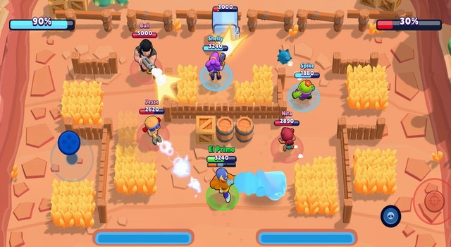 Brawl Stars - free games for iPhone
