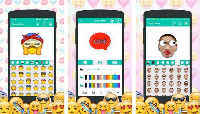 DIY Emoji Maker - Application Emoji pour Android