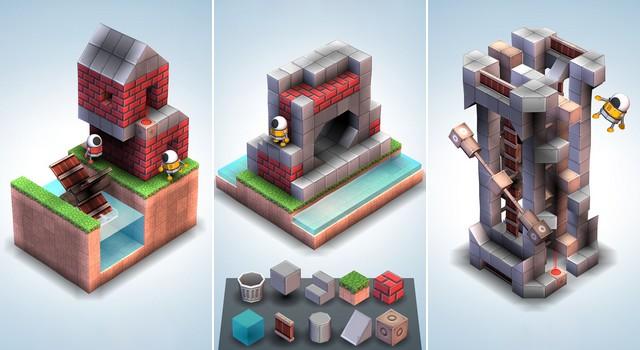 Mekorama - free games for iPhone