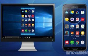 Les meilleures applications pour connecter votre téléphone Android à PC Windows 10