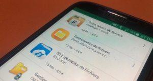 5 meilleurs alternatives à ES Explorateur de Fichiers