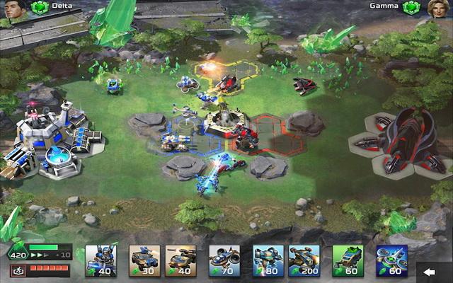 Command & Conquer Rivals PVP