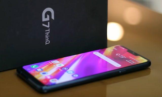 Comment changer la sonnerie SMS sur LG G7