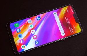 Comment changer l'application SMS sur LG G7 ThinQ