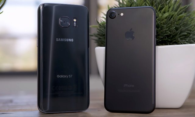 Comment transférer les contacts iPhone vers Samsung