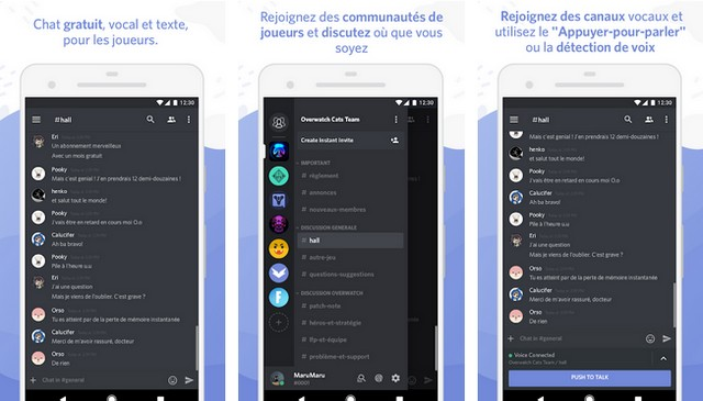 Discord - Chat pour Gamers