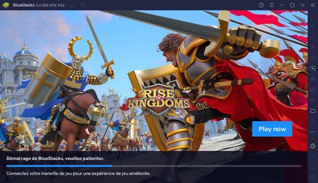 Jouer à des jeux Android sur PC avec BlueStacks