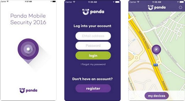 Panda Mobile Security