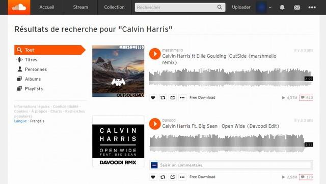 télécharger album musique gratuit