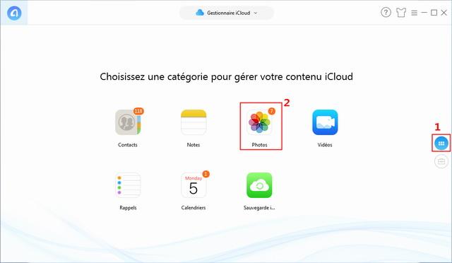 Télécharger les photos iCloud sur votre PC