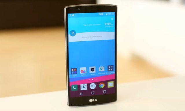 Comment créer un dossier sur LG G4