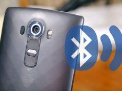 Comment résoudre les problèmes Bluetooth sur LG G4