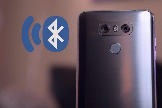 Comment résoudre les problèmes Bluetooth sur LG G6