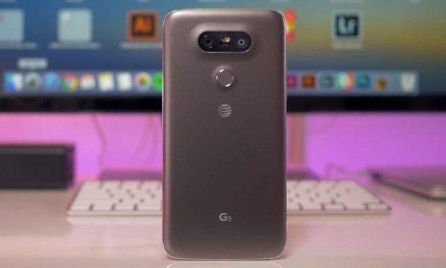 Comment vider le cache sur LG G5