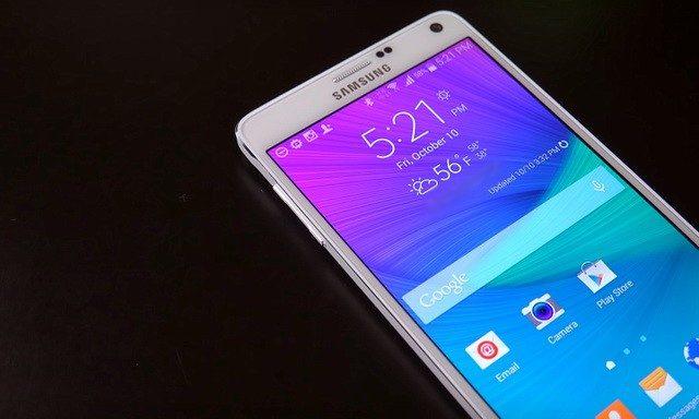 Comment vider le cache sur Samsung Galaxy Note 4