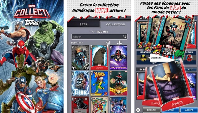 Marvel Collect