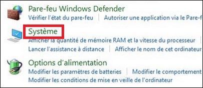 Système windows 10