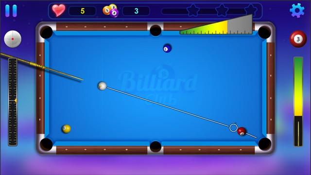 Billiards Club - le meilleur jeu de billard