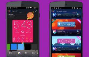 Les meilleurs widgets Android - HD Widgets