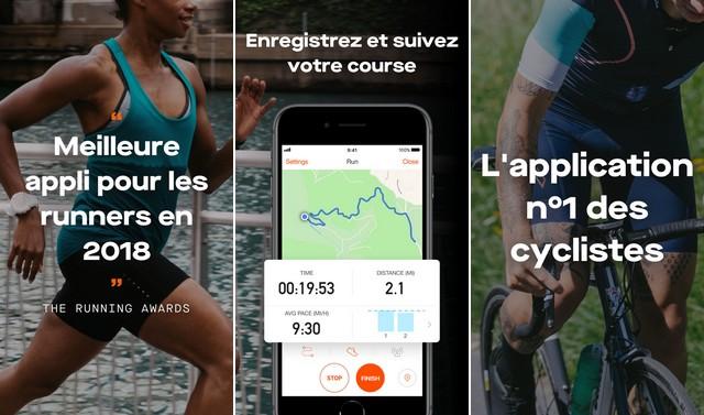 Strava - Running et Cyclisme