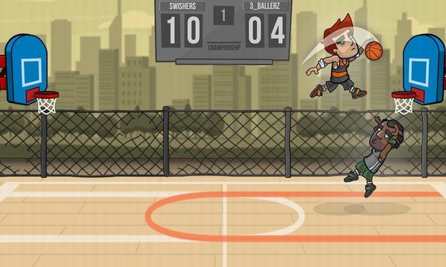 Basketball Battle - Meilleurs jeux de basketball sur Android