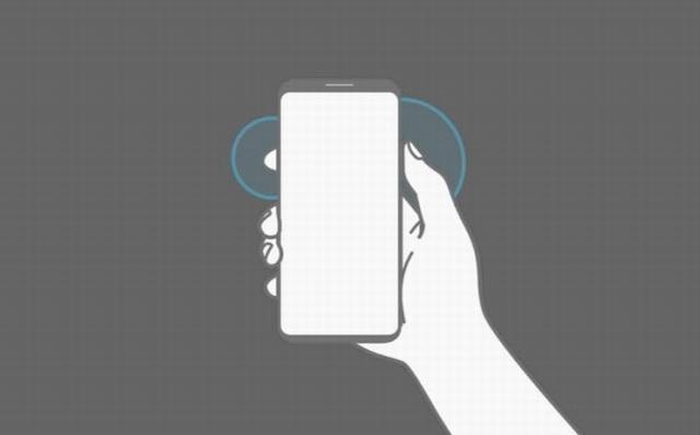 Capture d'écran avec les boutons physiques sur le Galaxy S10