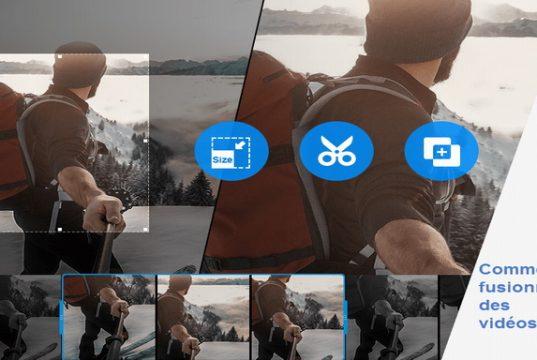 Comment fusionner plusieurs vidéos en une seule avec VideoProc