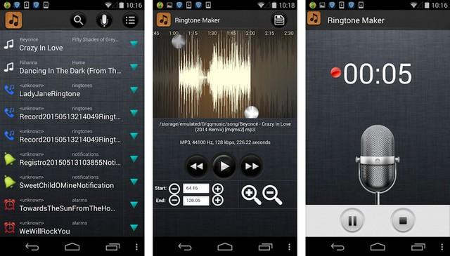 Sonnerie Fabricant - meilleur application pour Android
