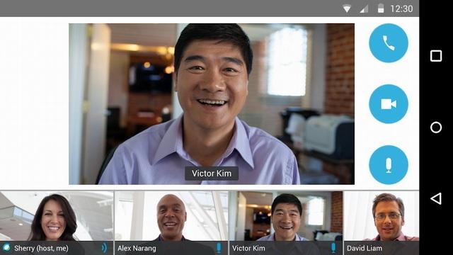 Cisco Webex Meetings - applications de vidéoconférence