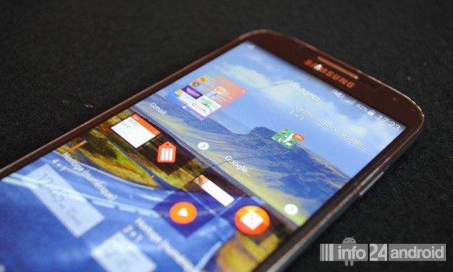 Comment ajouter des widgets sur Android