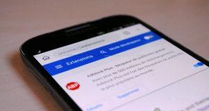Comment installer les extensions Chrome sur Android