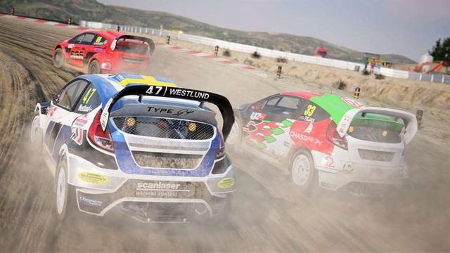 DiRT 4 - jeux de course sur Xbox One