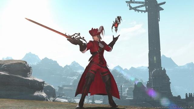 Final Fantasy XIV Online - meilleurs jeux multijoueurs sur PlayStation 4