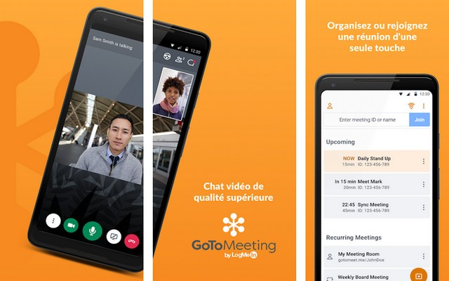 GoToMeeting pour Android