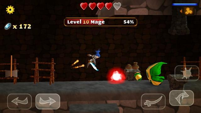 Swordigo - meilleurs jeux d'aventure