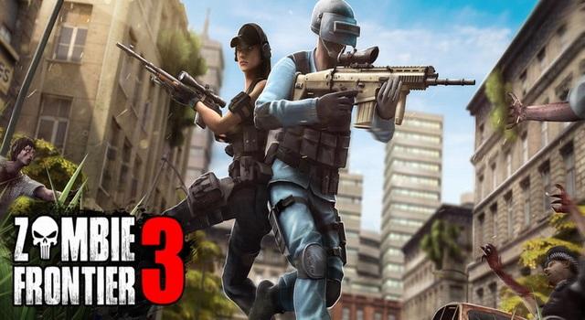 Zombie Frontier 3 - meilleurs jeux de tir