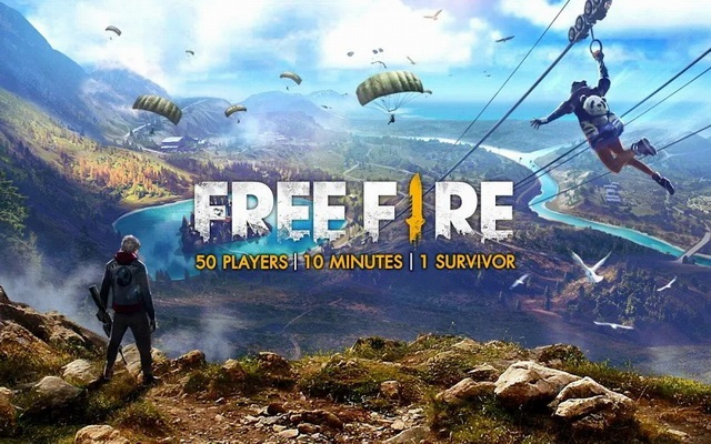 Garena Free Fire - alternative à PUBG