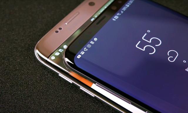 Modifier les paramètres de l'écran des applications sur le Galaxy S8