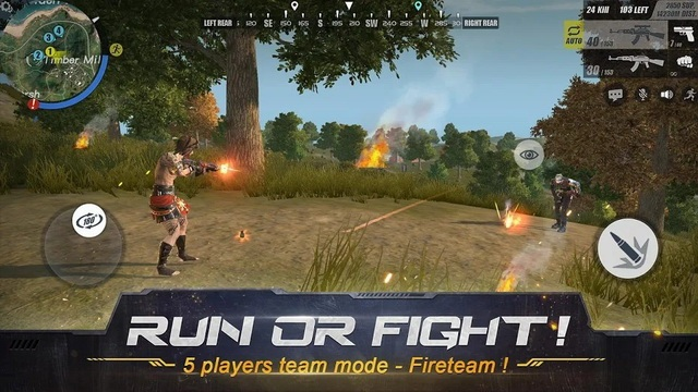 Rules of Survival - alternative à PUBG