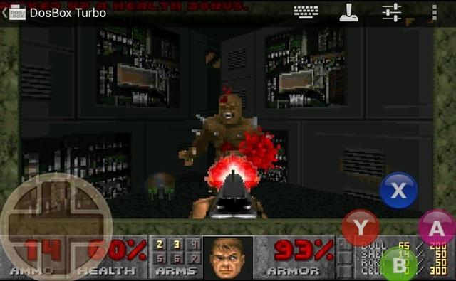 Jouer à des jeux PC sur Android - DOSBox Turbo