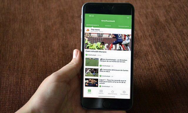Les meilleures applications de football pour iPhone