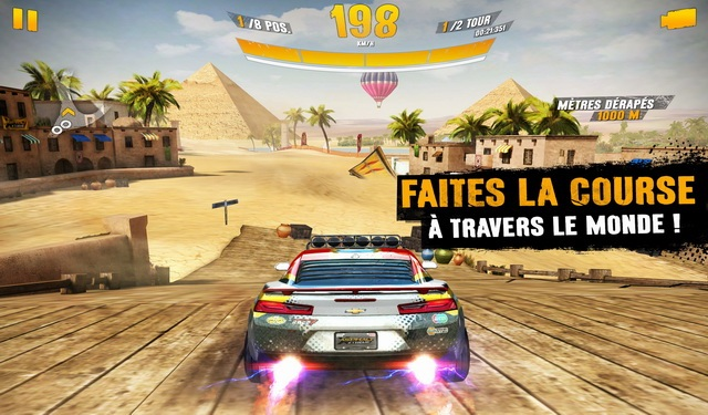 Asphalt Xtreme - Racing Game