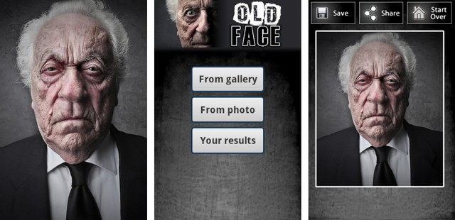 Old Face
