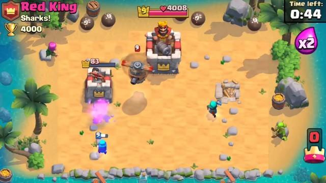 Clash Royale - jeu de stratégie
