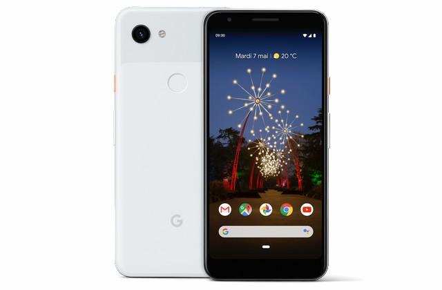 Google Pixel 3a - meilleurs smartphones