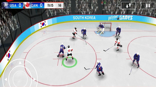 Hockey Nations 18