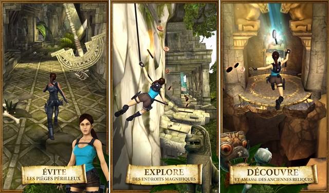 Lara Croft : Relic Run