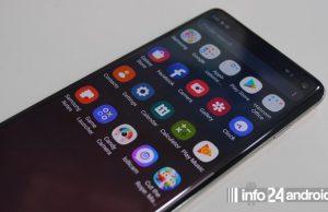 Les meilleures applications pour Samsung Galaxy S10