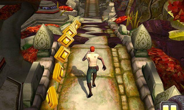 Les meilleurs jeux Endless Runner sur iPhone